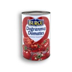 BURCU DOĞRANMIŞ DOMATES 4100 GR