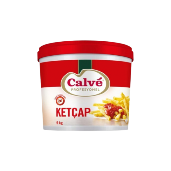 CALVE KETÇAP 9 KG