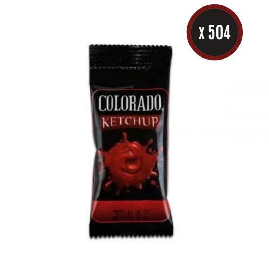 COLORADO KETÇAP 12GR 504 ADET