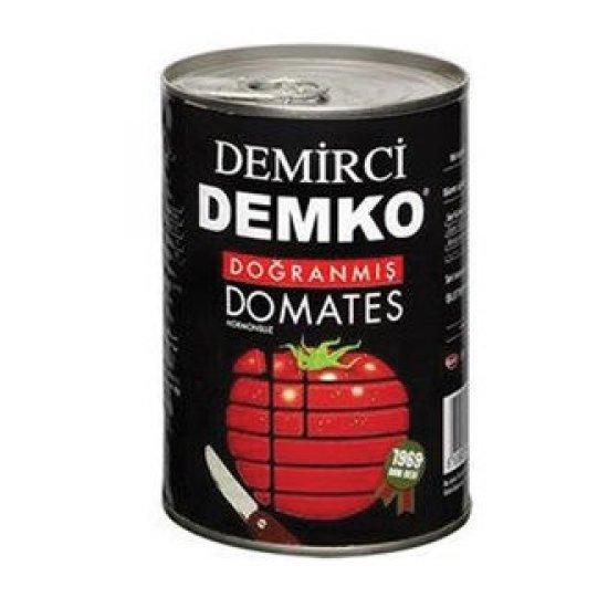 DEMKO 5 KG DOĞRANMIŞ DOMATES