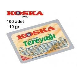 KOSKA TEREYAĞ PİKNİK 10 GR 100'LÜ