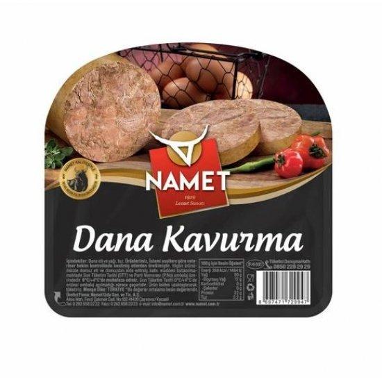 NAMET DANA DİLİMLİ KAVURMA 200 GR