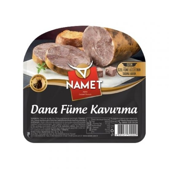 NAMET 100GR DANA KAVURMA