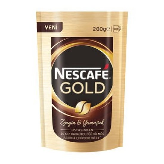 NESCAFE GOLD 200 GR