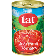 TAT DOĞRANMIŞ DOMATES 4 KG