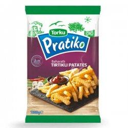 PRATİKO DOND.TIRTIKLI PATATES 2.5KG