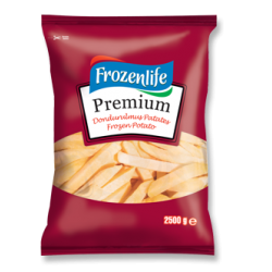 FROZEN LİFE DOND.PATATES 2.5 KG
