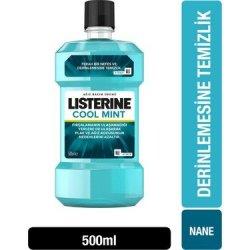 LİSTERİNE COOL MİNT 500 ML