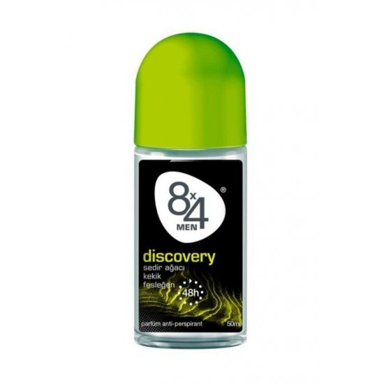 8x4 Discovery Erkek Roll-on 50 ml