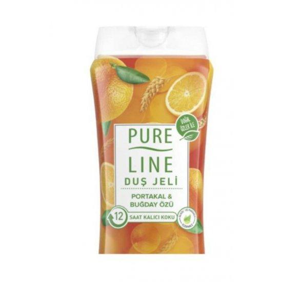 Pure Line Pure Lıne Duş Jeli 400ml Portakal&buğday Özü