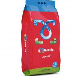 Çamaşır Makine Deterjanı 4 kg Bormatik Ekonomik