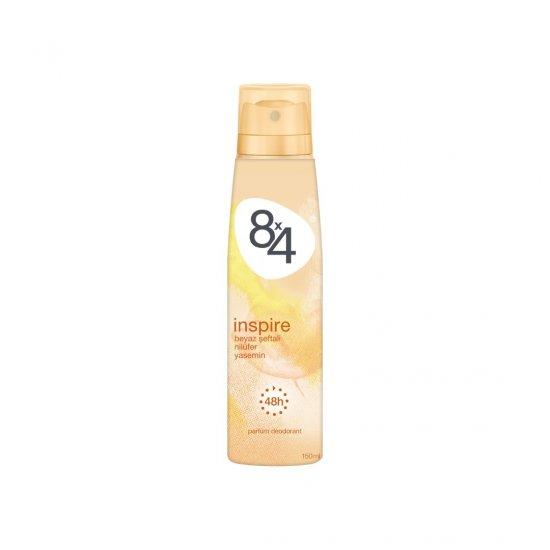 8X4 İnspire Sprey Deodorant 150Ml
