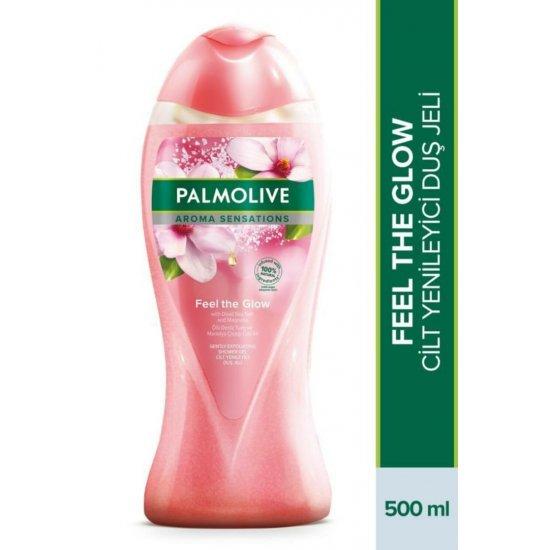 Palmolive Aroma Sensations Feel The Glow Peeling Etkilli Banyo Ve Duş Jeli 500 ml