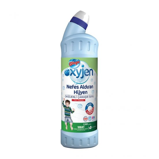 Oksijenli Çamaşır Suyu Çam Kokulu 750 ml