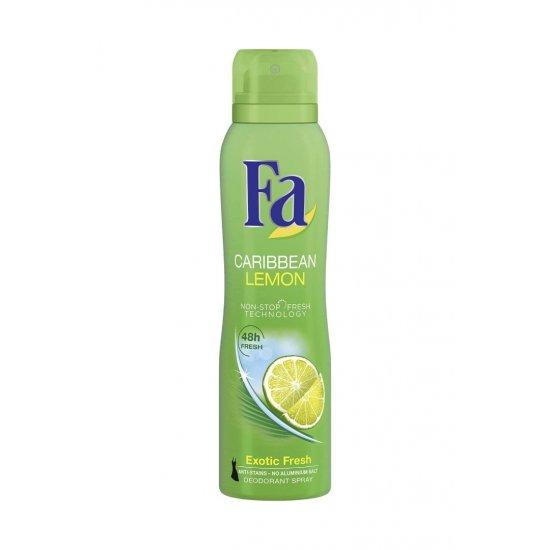 Fa Carrıbean Lemon Deo Spray 150 ml