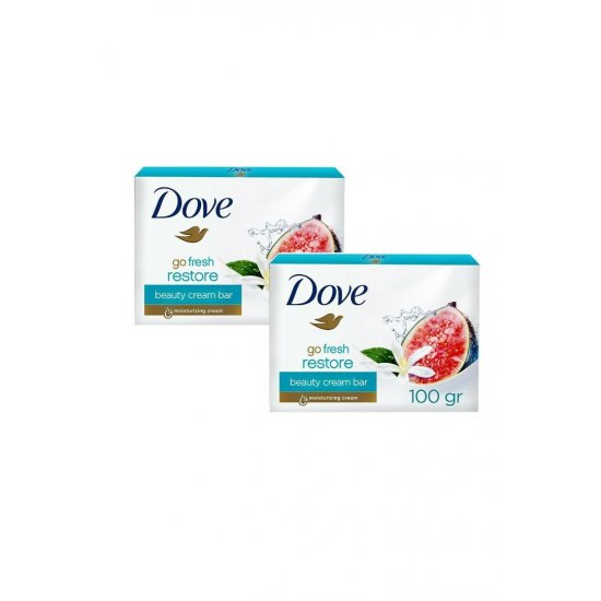 Dove Cream Bar Güzellik Sabunu 100 gr. Restore X 2 Adet