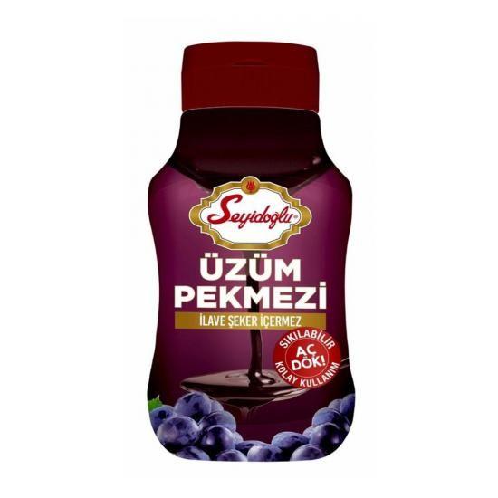 SEYİDOĞLU 450 GR AÇ DÖK PET ÜZÜM PEKMEZ