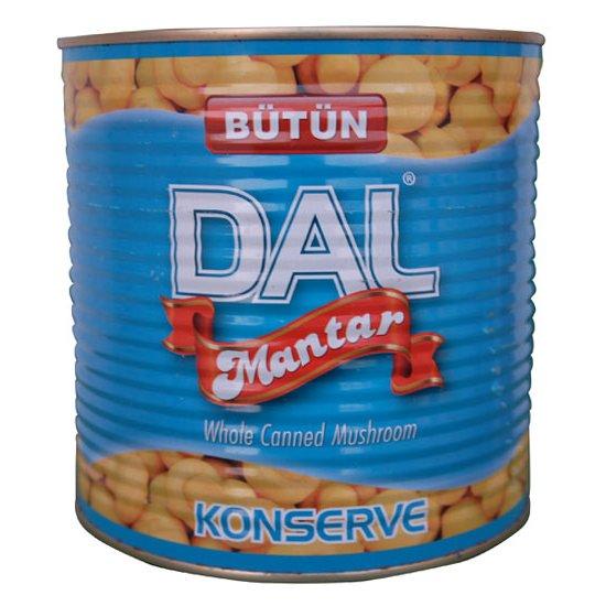 DAL MANTAR BÜTÜN KONSERVE 2640 GR