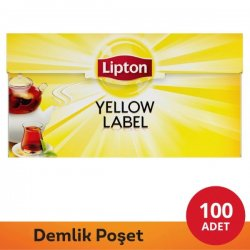 LİPTON YELLOW LABEL DEMLİK 100'LÜ