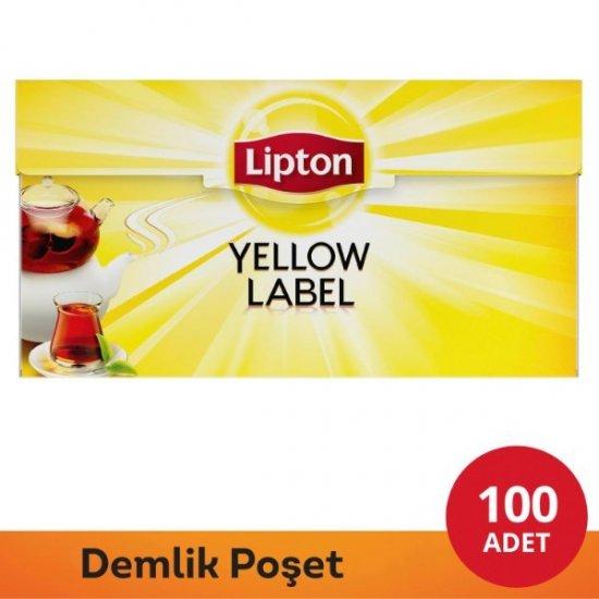 LİPTON YELLOW LABEL DEMLİK 100'LÜ